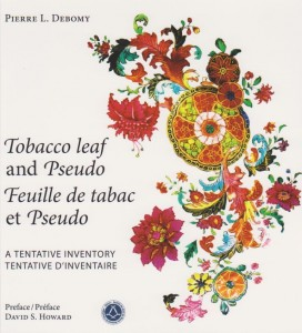 Feuille de tabac et pseudo, Tobacco leaf and pseudo
